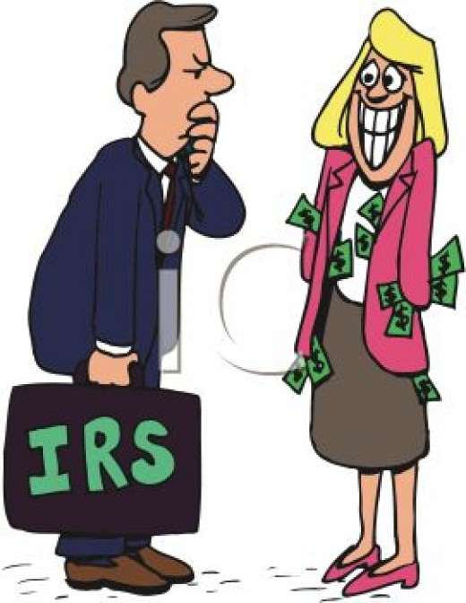 A professional can speak on your behalf to the IRS
