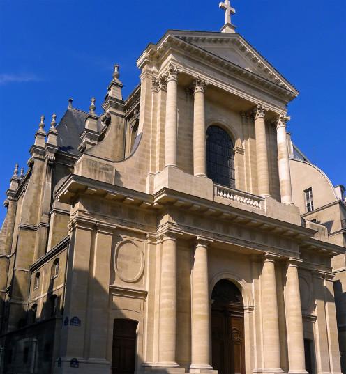 Temple de l'Oratoire du Louvre, Paris