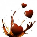 Dark Chocolate Melting on the Tongue for Exquisite Sensations of Intense Pleasure