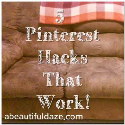 5 Pinterest Hacks That Work!