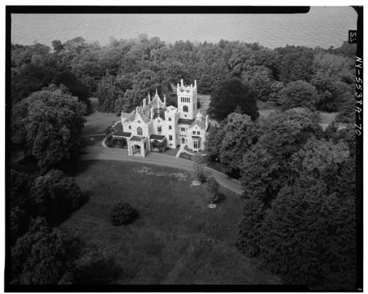 Lyndhurst, Main House, Tarrytown, NY