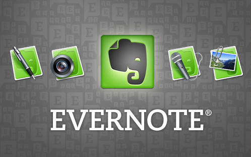 Use Evernote to remember all your notes, lists, and appointments