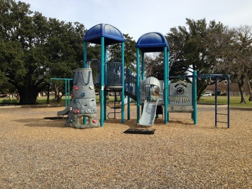 Cat Hollow Park Round Rock TX - Playgrounds