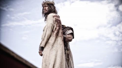 Diogo Morgado in the role of Jesus Christ, Son of God.