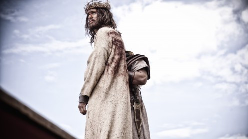 Diogo Morgado in the role of Jesus Christ, Son of God.