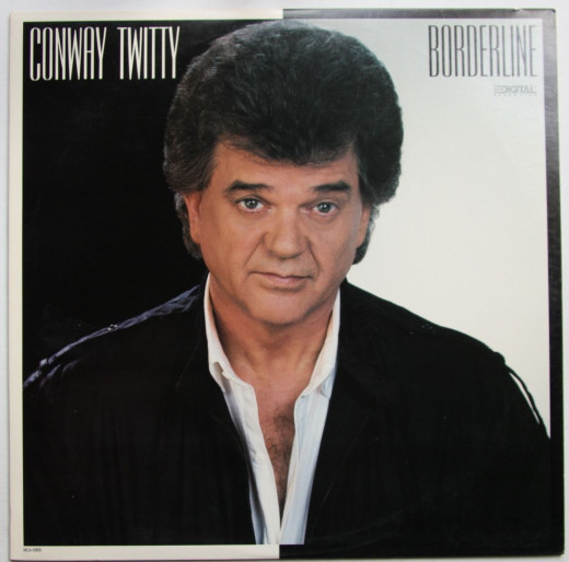 The ate Conway Twitty