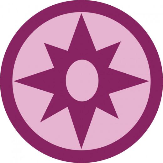 violet lantern corps symbol wwwimgkidcom the image