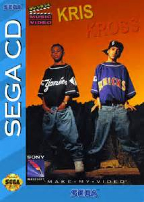 Kris Kross: Make my Video allows users to edit and direct three music videos by the hip hop duo.