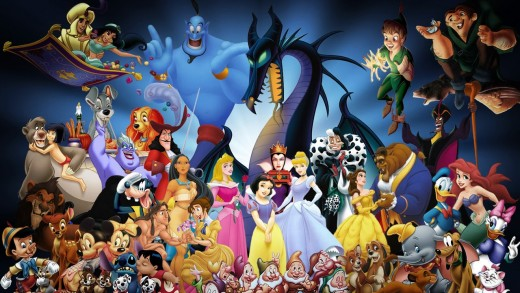 The world of Disney is full of characters who have made a real home in the hearts of millions of viewers.