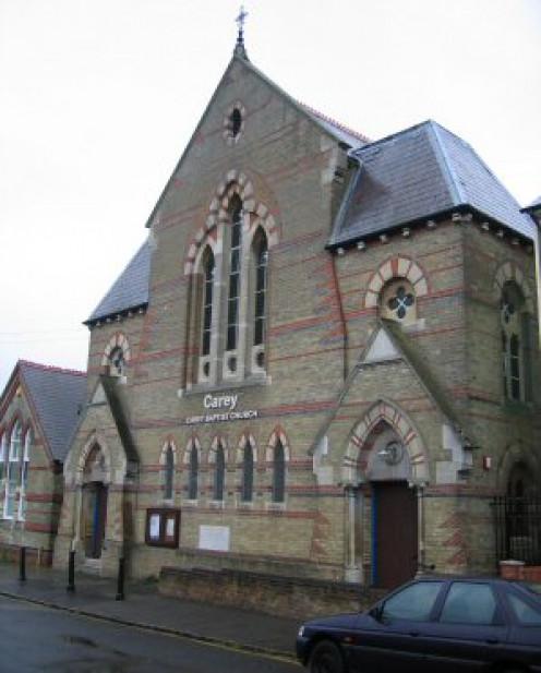 Carey Baptist Church, Reading