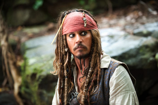 After years of apparent failure, Disney hit the jackpot with Jack Sparrow and the Pirates of the Caribbean.