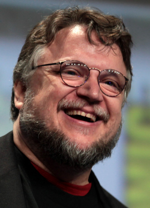 Guillermo del Toro loves the Haunted Mansion so much, he has a room of his home devoted to the dark ride.