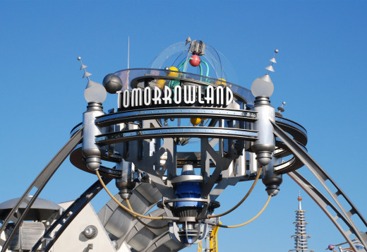Tomorrowland is a science fiction mystery adventure where anything is possible.