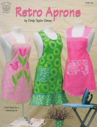 Retro Apron Patterns Books