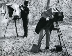 Who was the first photographer and what did they photograph?
