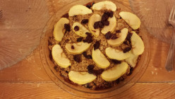 Cran-Apple Nut Crumble