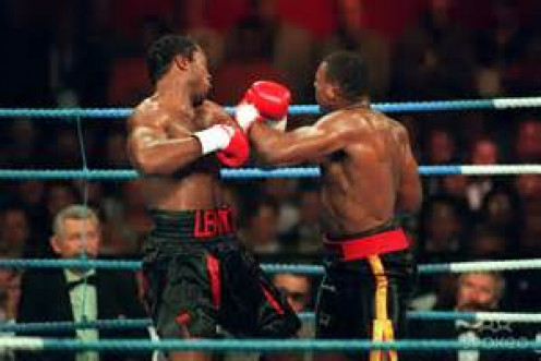 Oliver McCall won the WBC heavyweight championship with a 2nd round knockout of England's Lennox Lewis.