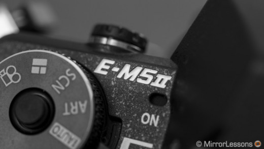 The new E-M5 II