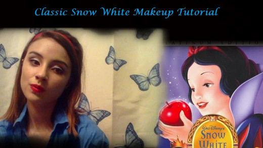 Classic Snow White Makeup Tutorial