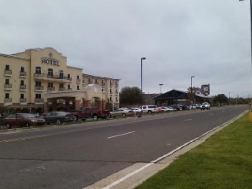 Evangeline Downs Hotel and Casino - Opelousas, LA