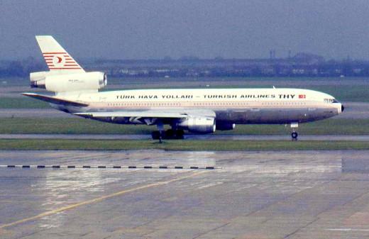McDonnell Douglas DC-10 Turkish Airlines