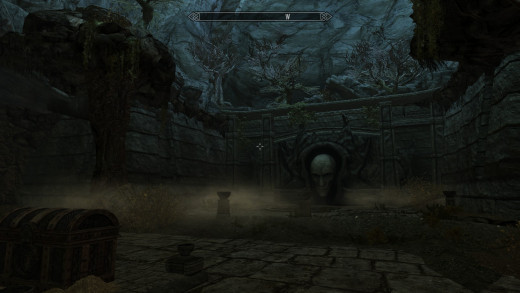 Skyrim has quite a number of interesting sights in its main quest.