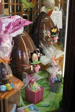 Italian Chocolate Easter Eggs
