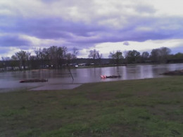 More flood damage