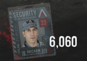 You will need to upgrade your security clearance in Step 3 of the 'Game Over Man' Easter Egg.