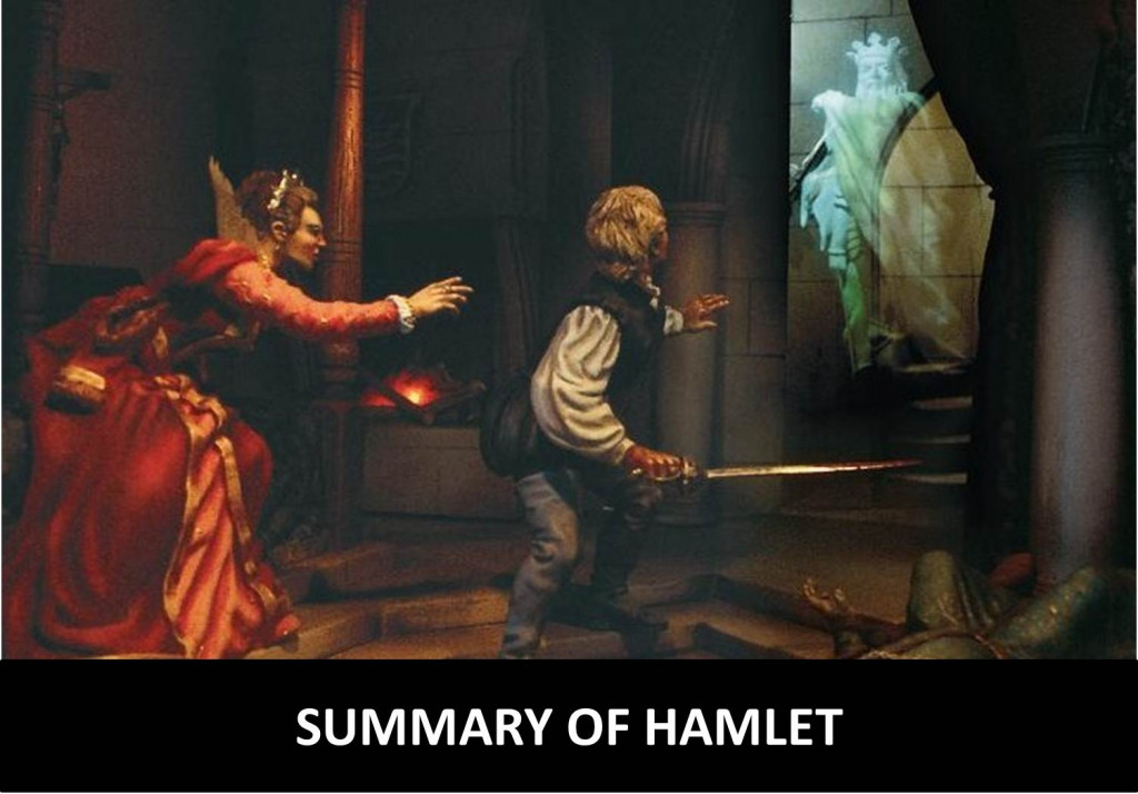 the conversation between the ghost and hamlet A study guide for william shakespeare's 'hamlet,' act 3, scenes 1-4 polonius arranges to secretly listen to the conversation between hamlet and gertrude hamlet reveals all and speaks to the ghost gertrude.