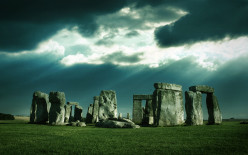 The Mysterious Stonehenge of Salisbury Plain!