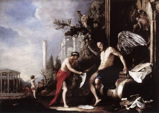 Johann Heinrich Schönfeld (1609–1684) PD-art-100