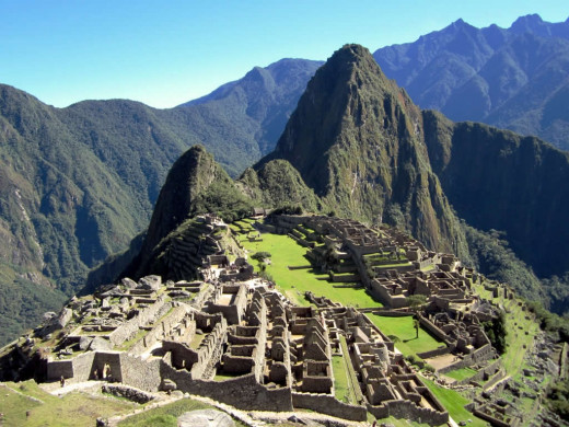 Construction of the Historic Sanctuary of Machu Picchu began around 1440, only to be interrupted by the arrival of the Spaniards in 1532.