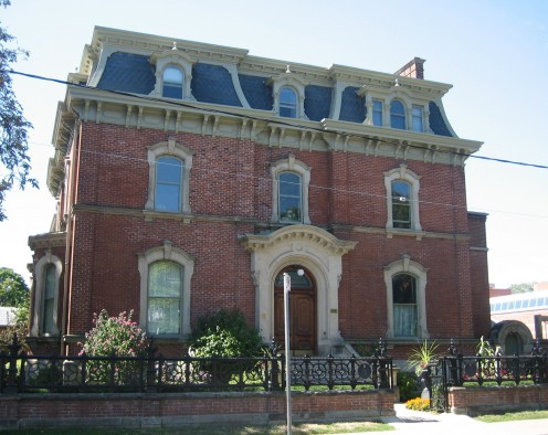 George Brown House, Toronto