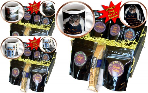 Click on the source to see all the gift baskets