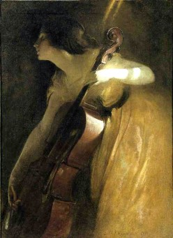 Women and the Cello