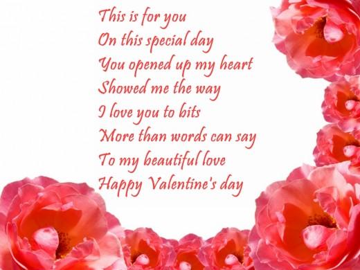 Romantic Valentine Poems Hubpages