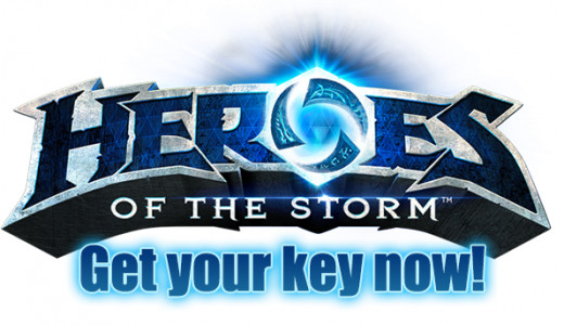 free heroes of the storm keys! fastest way to get your beta access for hots