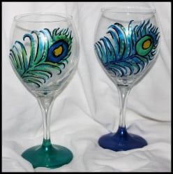 How to Paint a Wine Glass in Simple Steps