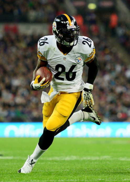 Le'veon Bell emerged in 2014 as one of the top backs in the NFL.  Now he has to prove he's not a one year wonder.