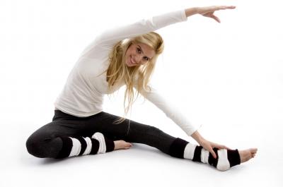 Feel the stretch!