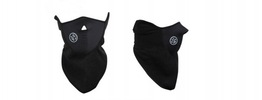 Ski masks are great for winter sports as well as for motorcycles