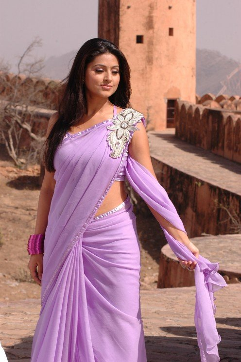 Sneha in saree