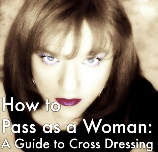 A guide to cross-dressing.