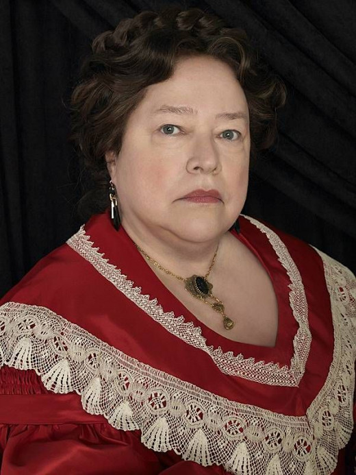 Kathy Bates as Madame LaLaurie in American Horror Story Coven