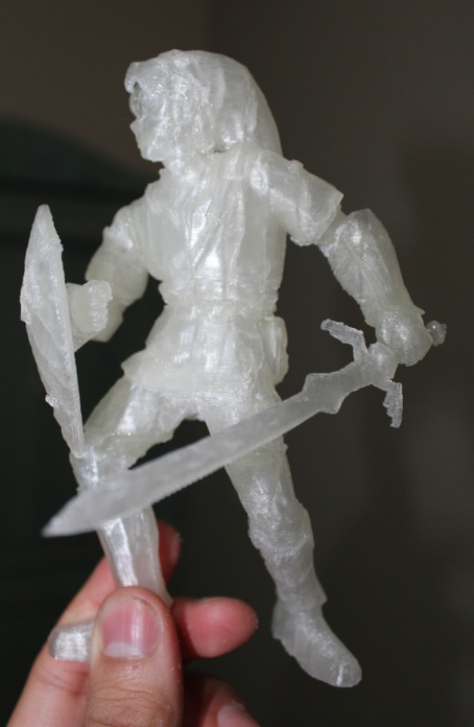 You can print Link!