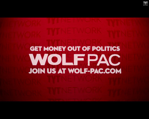 "and MONEY, is not equivalent to ""FREE SPEECH"".  Wolf-PAC is one group focusing on the re-establishment of true - Representation for The People.  Dollars ain't words, and should NOT speak louder."