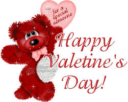 Happy Valentine's Day. Have a memorable day!