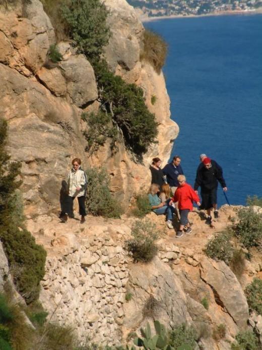 Climbing Infach