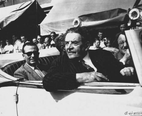 Edouard Herriot in1949